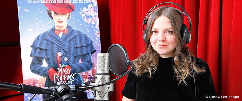 Mary Poppins Rückkehr: Annett Louisan singt den Endcredit-Song