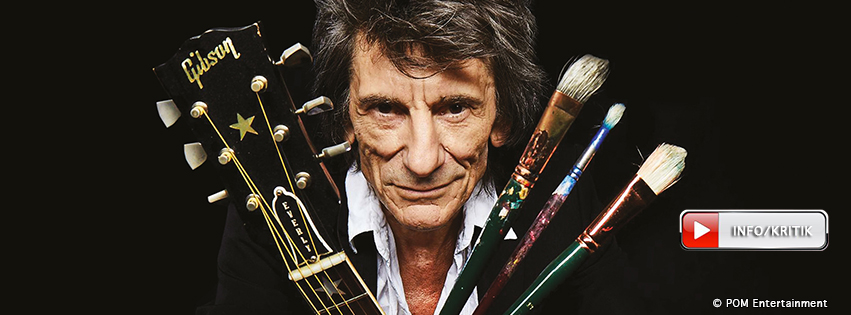 Ronnie Wood - Somebody Up There Like Me: Jetzt im Kino